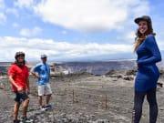 Hawaii_Big Island_Bike Volcano_Halemaumau Crater