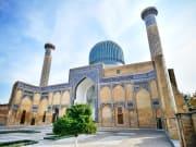 Uzbekistan_Samarkand_Gur_e_Amir_shutterstock_608248490