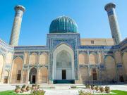 Uzbekistan_Samarkand_Gur_e_Amir_shutterstock_1147421864