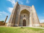 Uzbekistan_Samarkand_Bibi_Khanym_Mosque_shutterstock_564477364