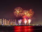 UAE_Dubai_new years eve_fireworks_shutterstock_527937721