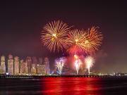 UAE_Dubai_new years eve_fireworks_shutterstock_527937721