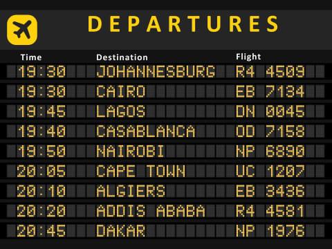 ナイロビ空港発着ツアー