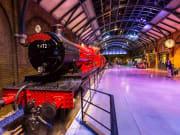 Hogwarts Express Warner Bros Tour London Harry Potter