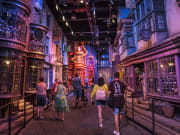 Diagon Alley Warner Bros Tour London Harry Potter