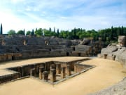 Italica Visit and Seville Bus Tour