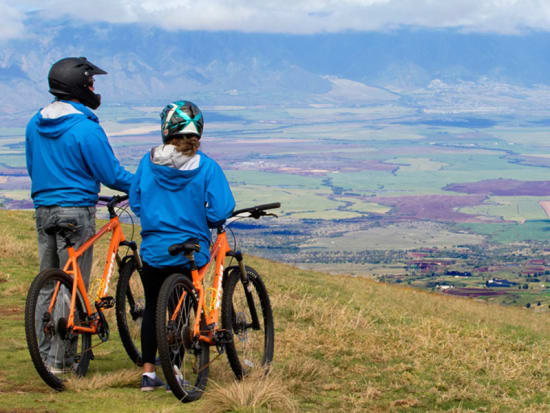 eed6794e361 Bike Maui Haleakala Sunrise & Daytime Downhill Self-Guided Mountain ...