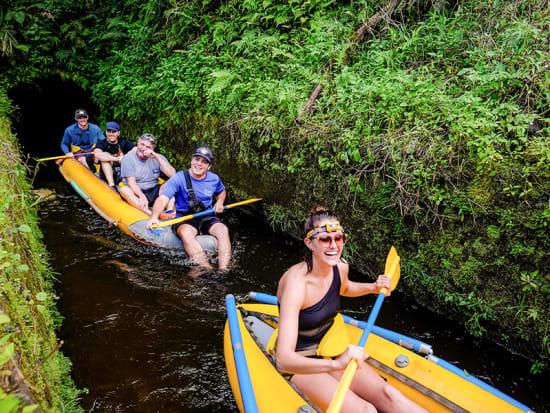 Flumin Kohala Kayak - Family Friendly Hawaiian Lazy River