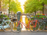 Amsterdam, Bike Tour