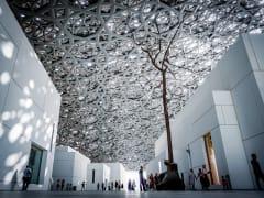 Abu Dhabi Louvre, museum, UAE