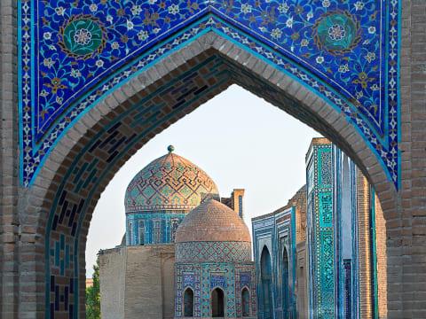 ウズベキスタン周遊ツアー
