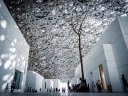Louvre Abu Dhabi, UAE, museum