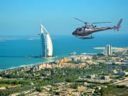 dubai helicopter tour burj al arab jumeirah