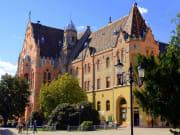 Tour around the city of Kecskemet