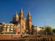 Netherlands_Amsterdam_Basilica_of_St_Nicholas