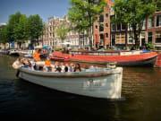 Apsara, boat, tour, cruise, Amsterdam, luxury