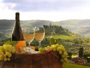 Italy Tuscany Chianti Vineyard Wine