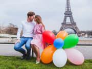 Paris Photo Shoot and Private Tour