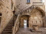 Croatia, Trogir, Town Hall