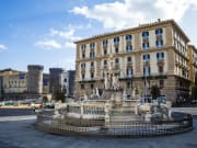 Italy_Naples_Piazza_Municipio_shutterstock
