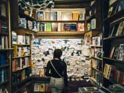 Paris Latin Quarter Bookstore Private Tour