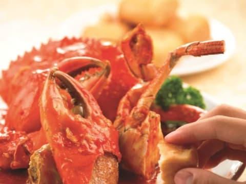 チリクラブ (グルメ・レストラン) | シンガポール レストラン・ランチ・ディナーの予約 VELTRA(ベルトラ)