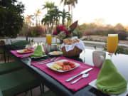 Cancun_Continental Breakfast_Maya Land