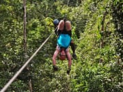 Cancun_Selvetica Extreme Adventures Zip Line_Maya Land