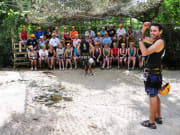 Cancun_Selvetica Extreme Adventures Grounds_Maya Land
