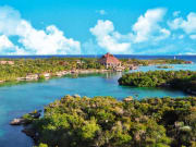 Cancun_Xel-Ha Eco-Waterpark View_Maya Land