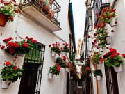 Spain, Cordoba, Calleja de las Flores