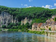 France, Dordogne, Dordogne River