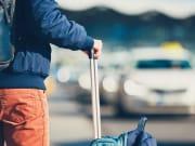 Airport_Passenger_Suitcase_Waiting_Car_Transportation_