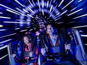 Star Wars Hyperspace Mountain Disneyland Paris