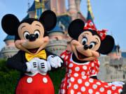 Mickey and Minnie Disneyland Paris