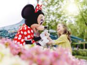 Meet and Greet Minnie Disneyland Paris