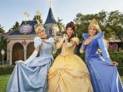 Meet and Greet Princesses Disneyland Paris
