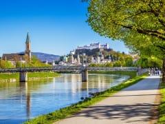 Austria_Salzburg_Festung-Hohensalzburg_Salzach