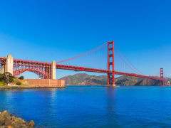 USA_San Francisco_Golden Gate Bridge_day