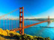 USA_San Francisco_bay_Golden Gate Bridge_day