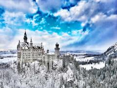 Germany_Neuschwanstein Castle_shutterstock_1119069047