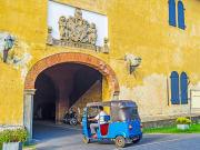 Old Gate of Galle Fort, Sri Lanka
