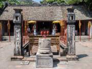 Vietnam Dinh Tien Hoang Temple