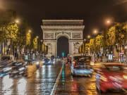 France_Paris_Arc_de_Triomphe_Night