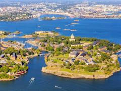 Finland, Helsinki, Suomenlinna