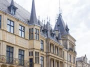 luxembourg grand ducal palace
