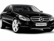 mercedes benz, mercedes, sedan, private, driver