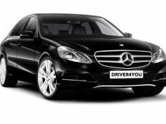 mercedes benz, mercedes, sedan, private, driver