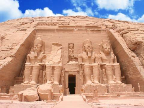 エジプト宿泊(周遊)ツアー