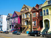 USA_San Francisco_Painted Ladies_shutterstock_91055816